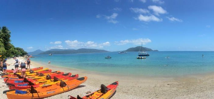 Fitzroy Island Sea Kayaking Tour