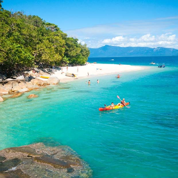 Fitzroy Island: Activity Package 2 Nights Or More