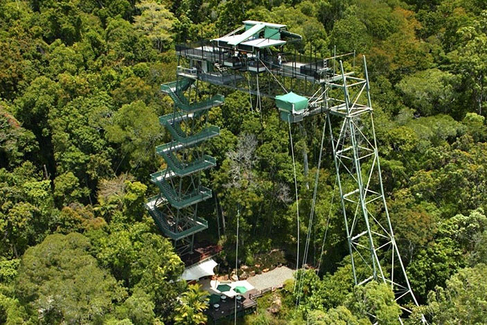 Bungee Jumping Cairns