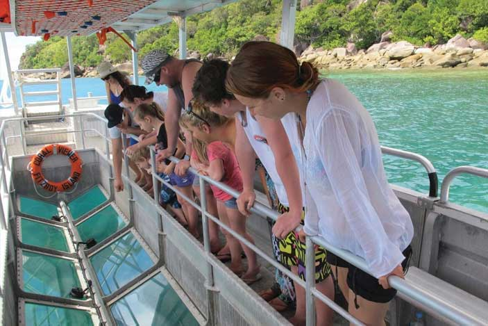 Glass-Bottom-Boat-Fitzroy-Island