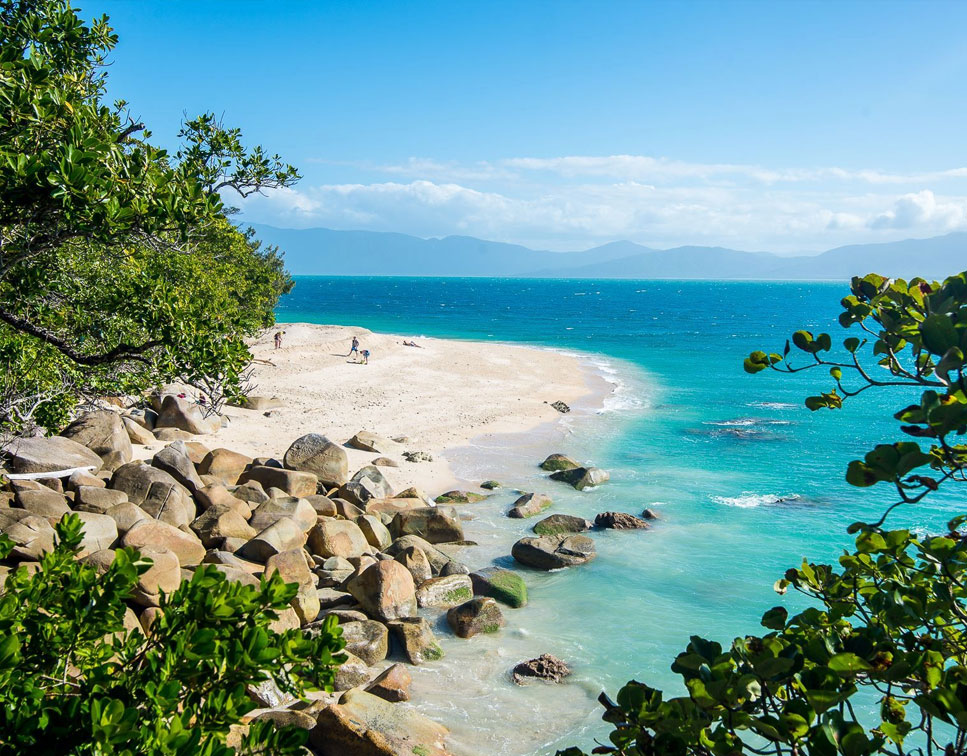 Fitzroy-Island-Historic-Walks-Nudey-Beach