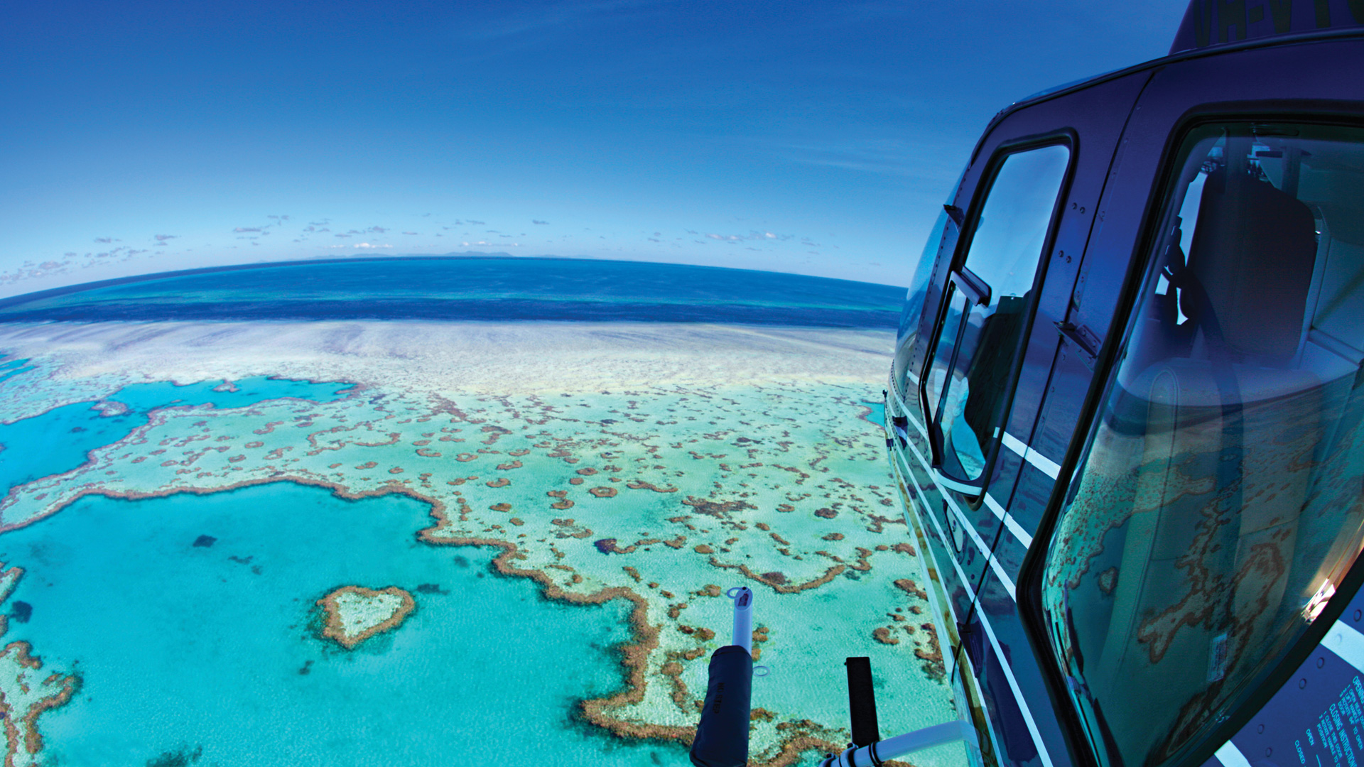 10 Reasons To Visit The Great Barrier Reef Heart Reef