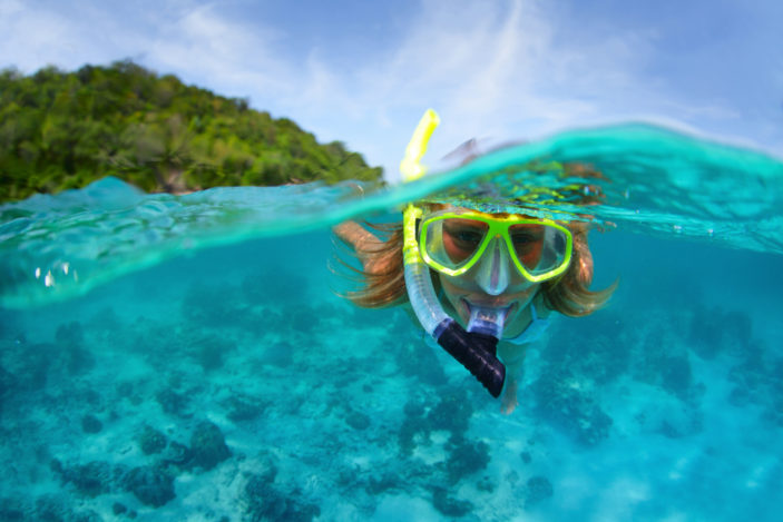 The Best Water Experiences When Visiting Fitzroy Island