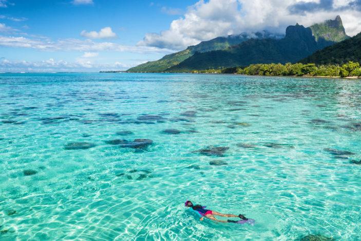 Best Beach Snorkelling Spots In Australia