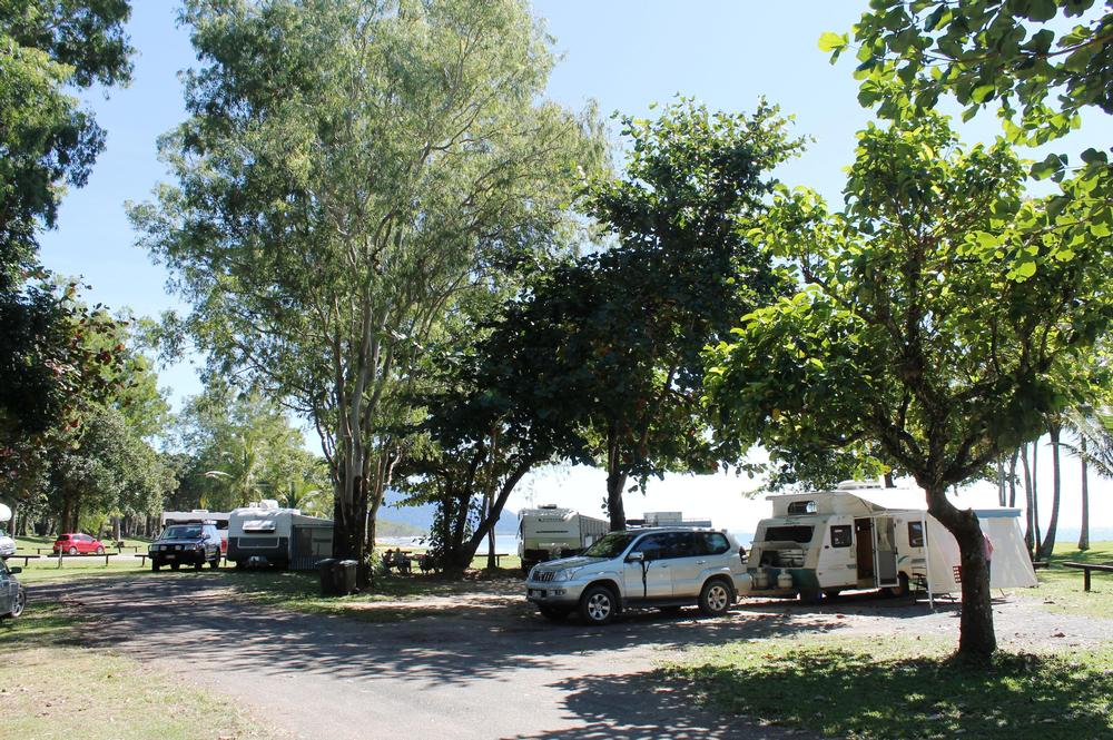 Best Camping Spots Near Cairns Bramston Beach
