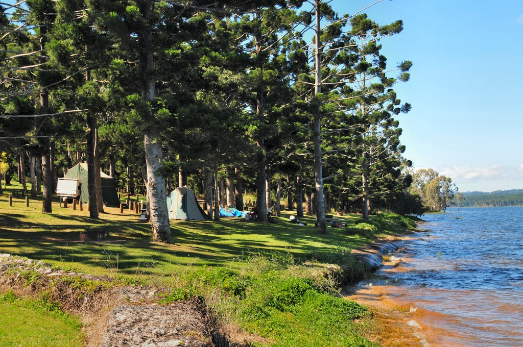 Best Camping Spots Near Cairns Lake Tinaroo