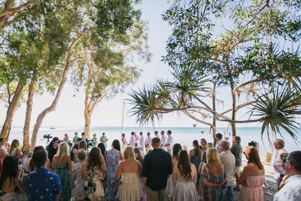 Best Island Wedding Locations In Queensland Fraser