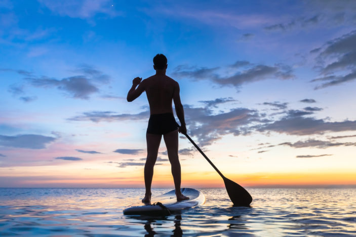 4 Amazing Stand Up Paddle (SUP) Boarding Locations In Queensland