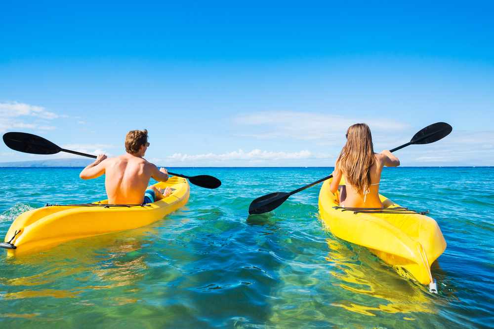 Four Amazing Sea Kayaking Locations In Queensland
