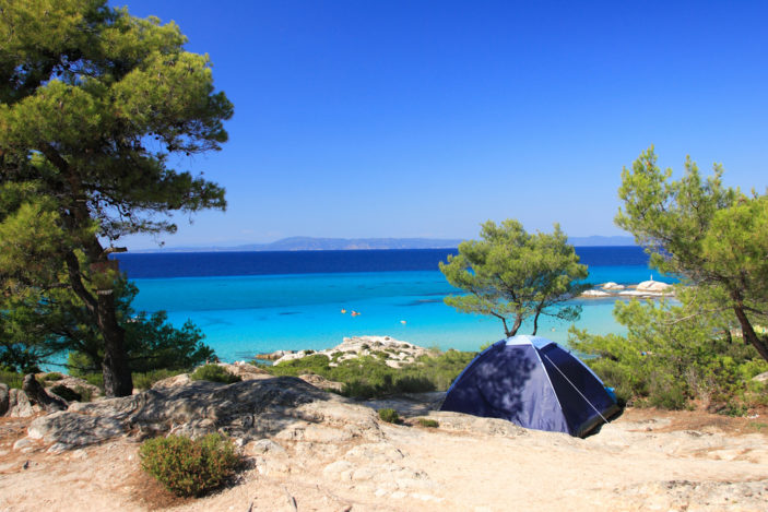 Camping By The Great Barrier Reef Four Outstanding Tropical Island Locations