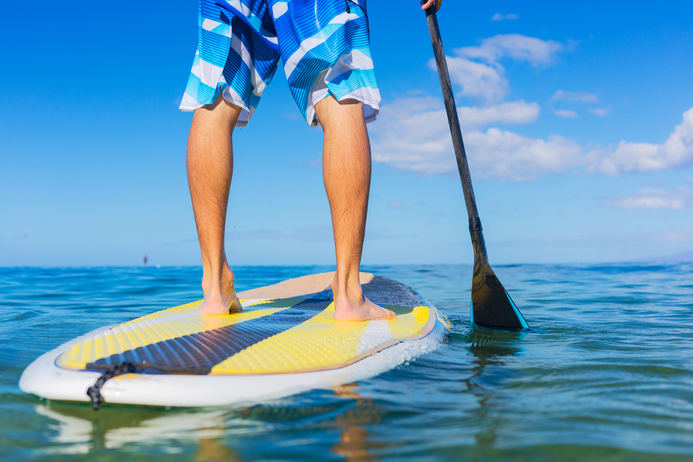 Four Awesome Stand Up Paddle Boarding Locations Near Cairns