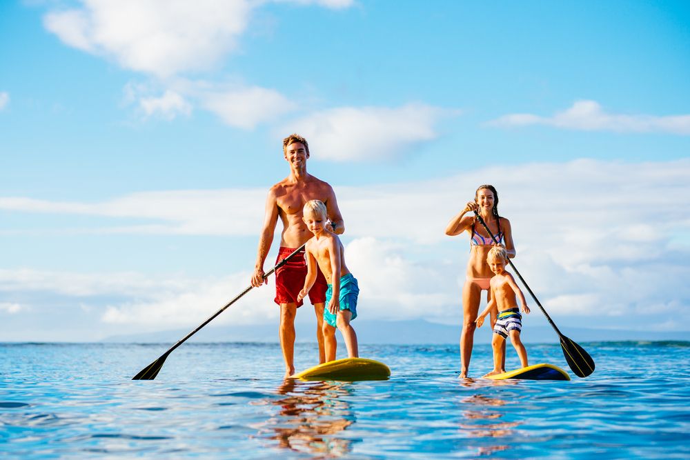 Three Incredible Stand Up Paddle Boarding Locations on The Great Barrier Reef Intro