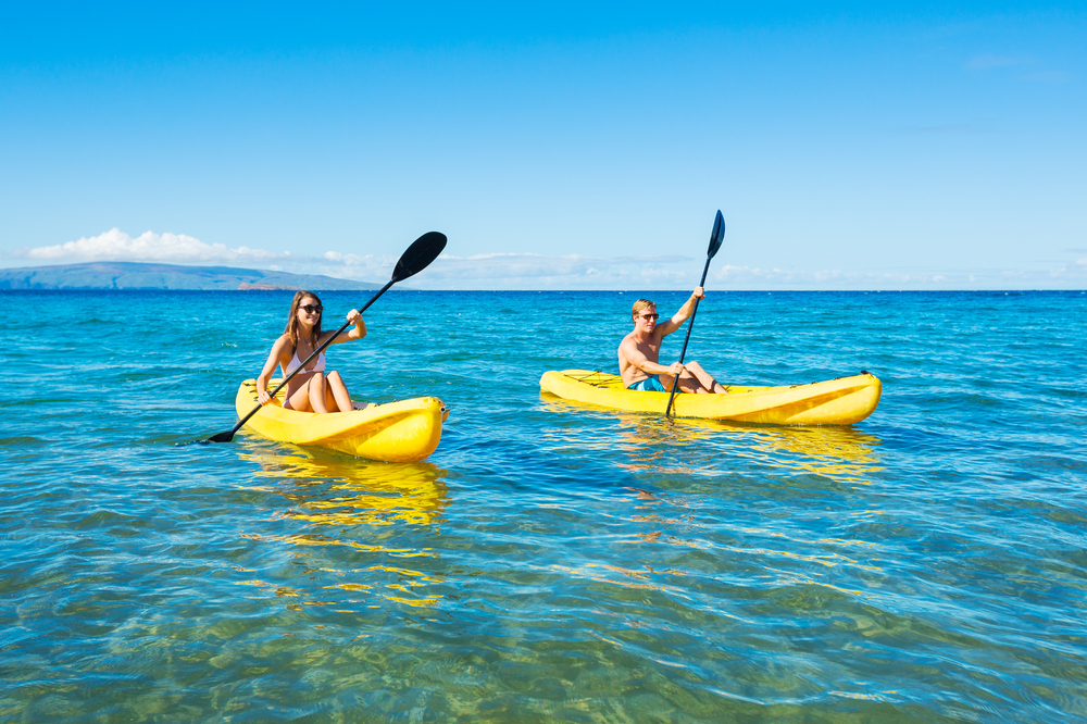 Amazing Kayaking Locations Near Cairns