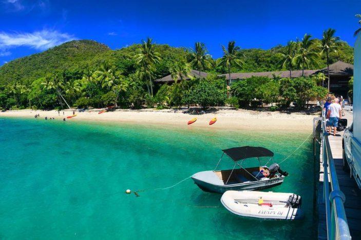 Fitzroy Island Queensland: Hot Summer Locals Offer