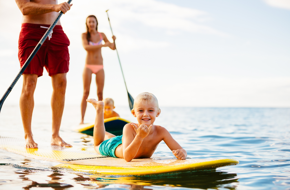 Best Places to Go Stand Up Paddle Boarding Near Cairns