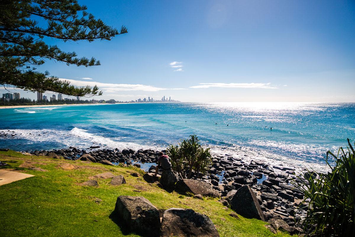 Six Incredible Beaches You Can't Miss on Australia's East Coast Burleigh Heads Gold Coast