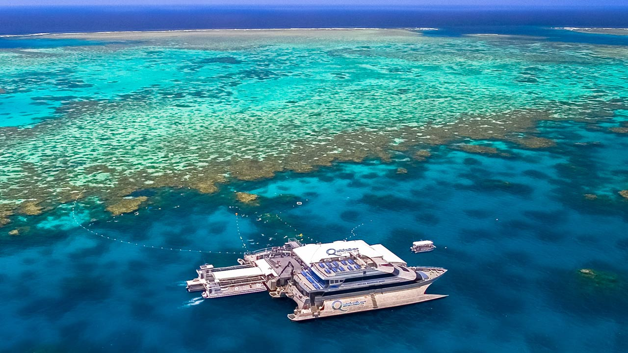 Planning Your Visit to the Great Barrier Reef - Your Questions Answered How many people visit the Great Barrier Reef each year