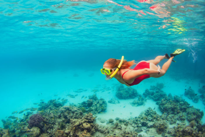 Amazing Island Snorkelling Locations on the Great Barrier Reef