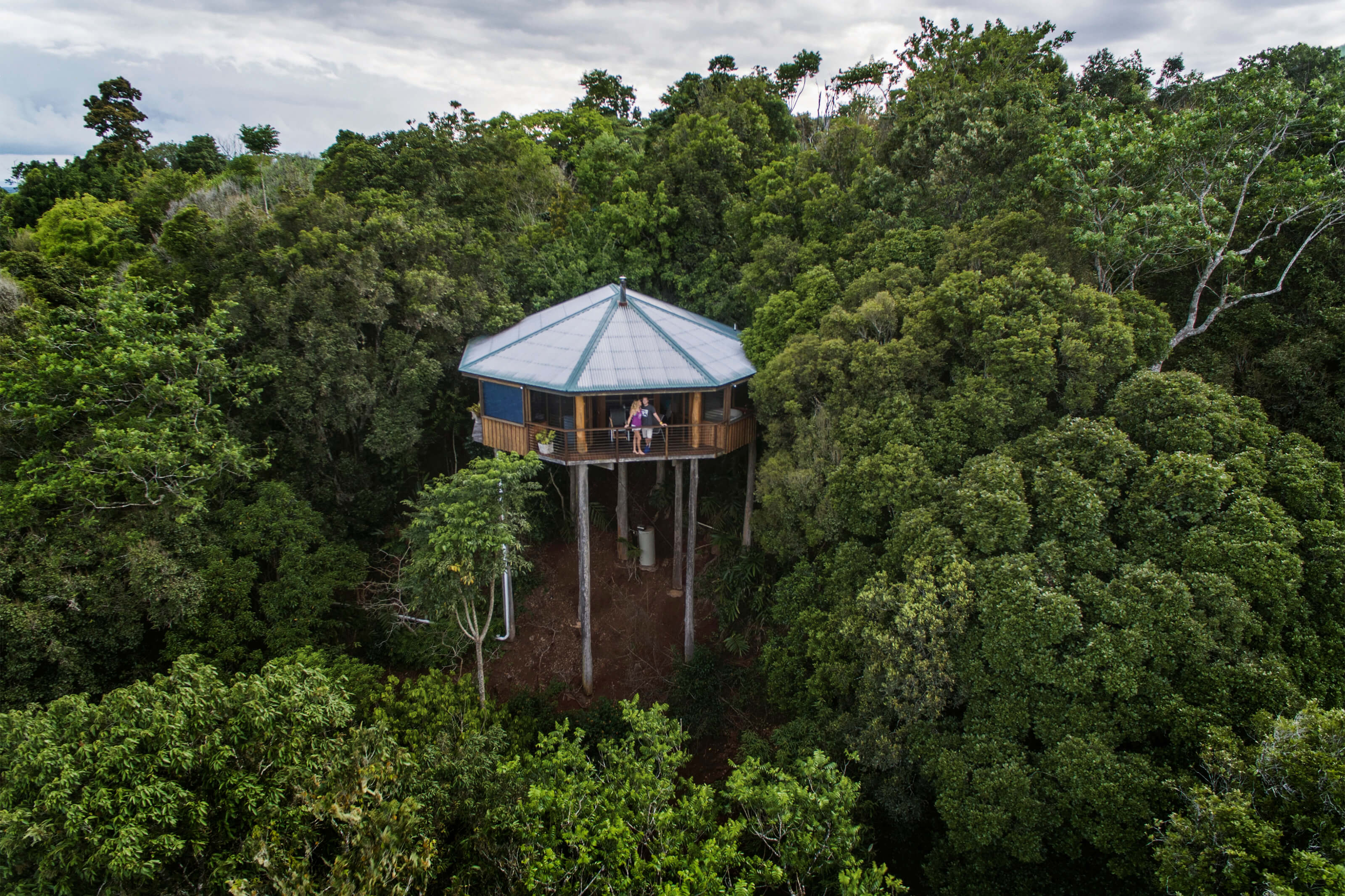 Four Incredible Weekend Getaway Locations Near Cairns Mt Quincan Crater Retreat