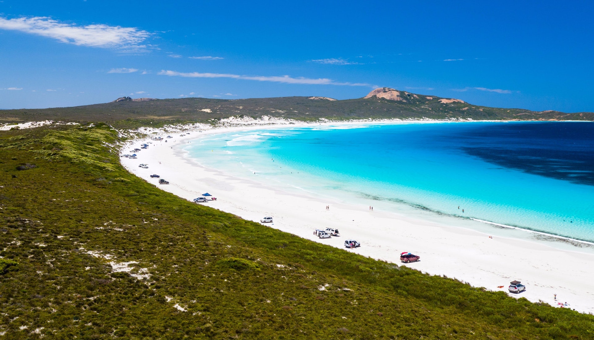 Four Outstanding Beach Camping Locations in Australia