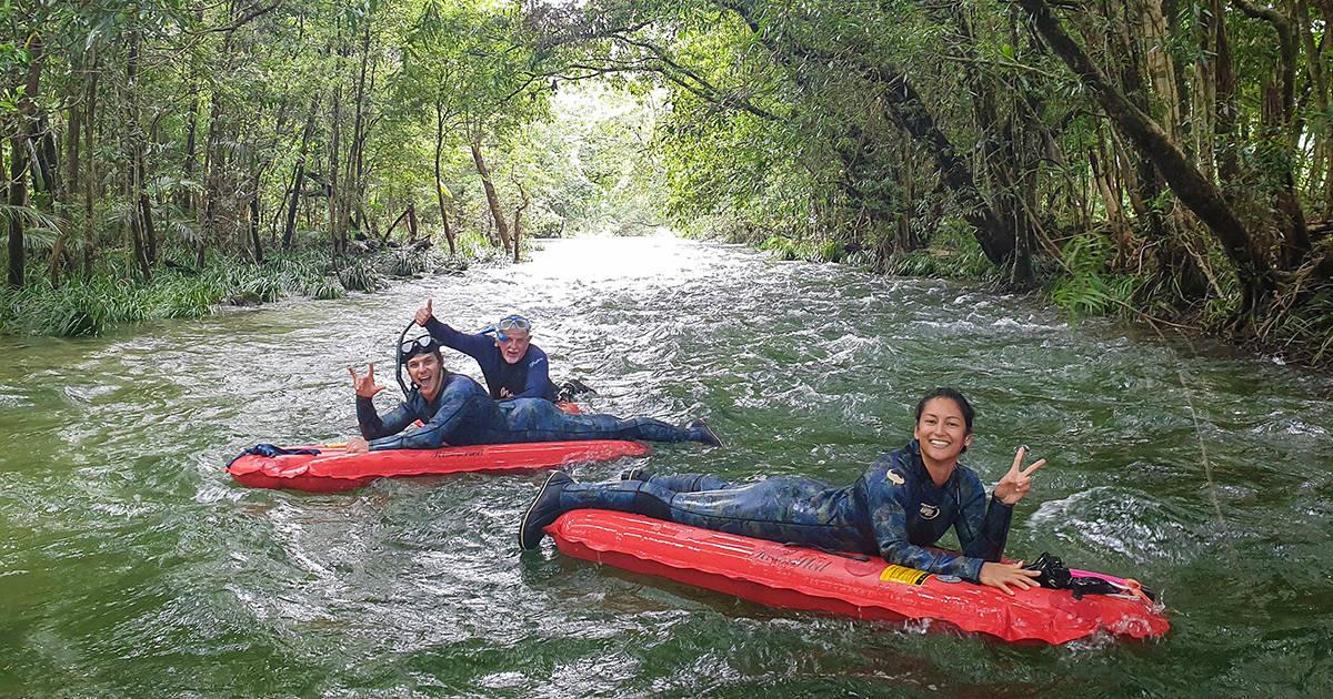 Three Sensational Snorkelling Spots Near Cairns Mossman River Mossman