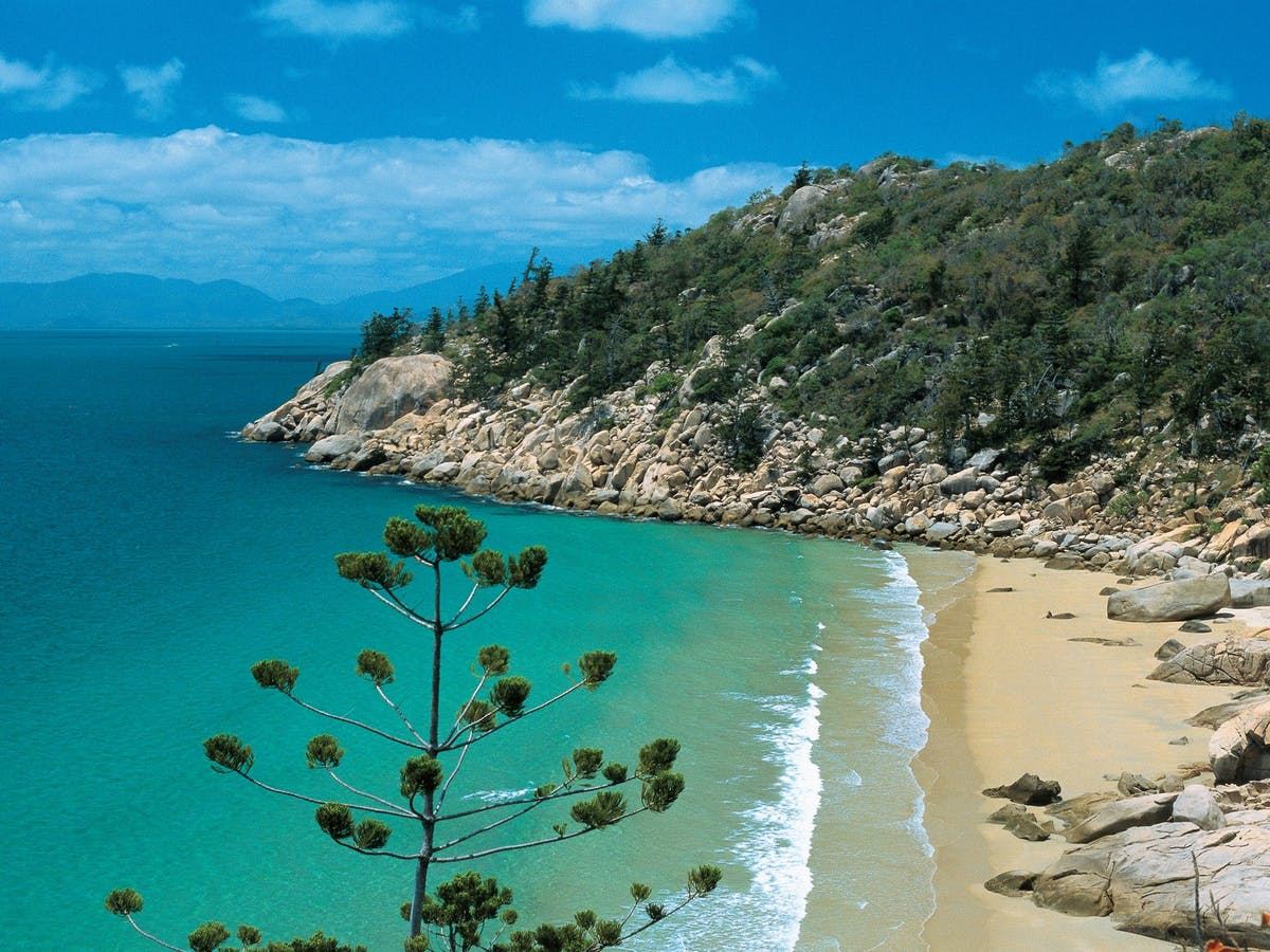 Best Tropical Island Camping Locations on the Great Barrier Reef Magnetic Island