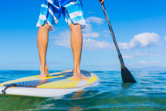 Three Outstanding Places to Explore the Great Barrier Reef via Stand Up Paddle Boarding