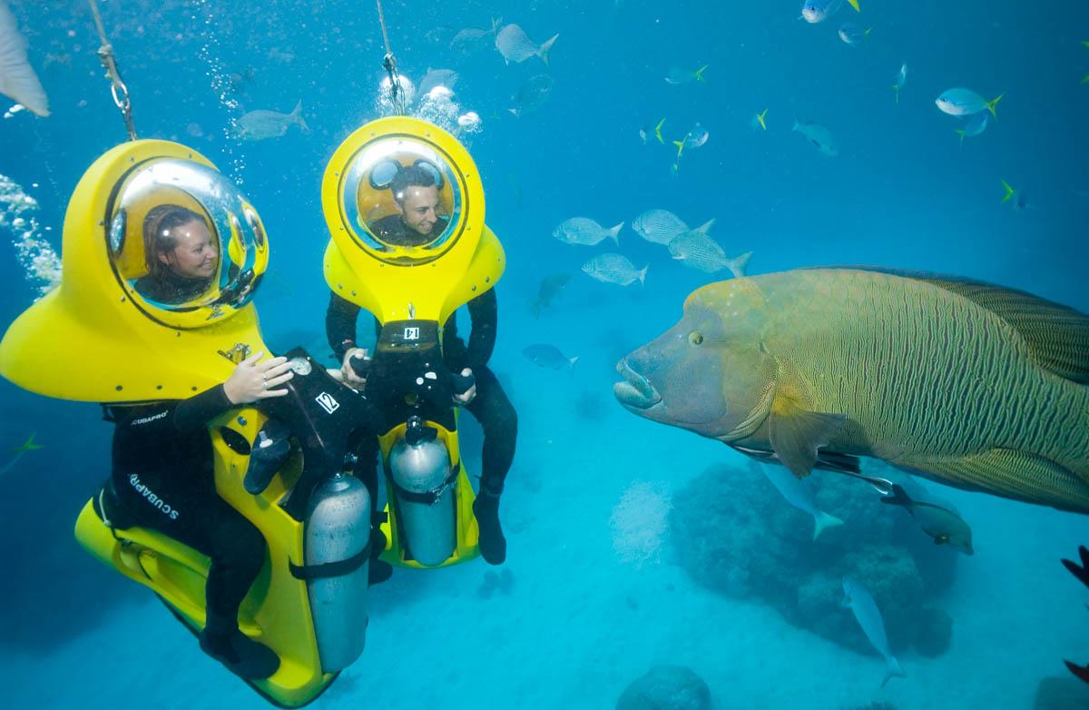 Seven Magnificent Ways to Explore Australia's Magical Great Barrier Reef Scuba Doo