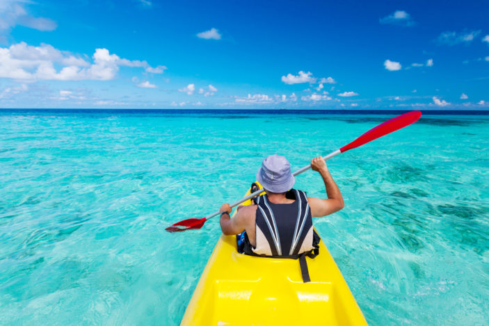 Three Incredible Kayaking Locations Near Cairns