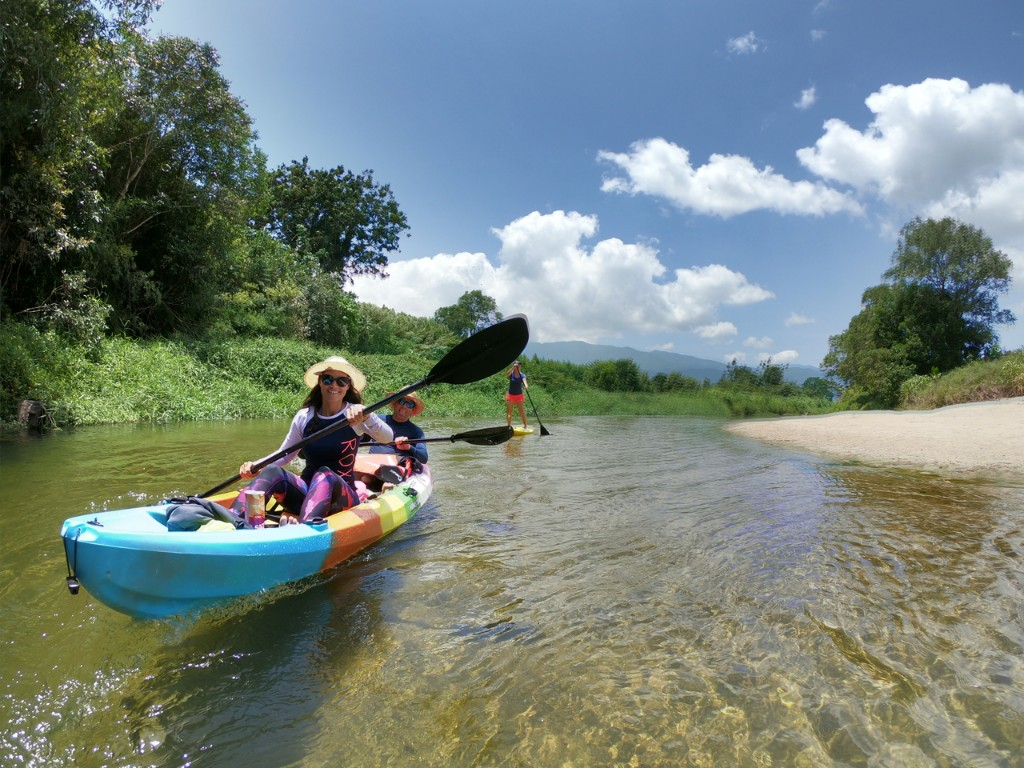 Three Incredible Kayaking Locations Near Cairns, Babinda Creek, 55km from Cairns