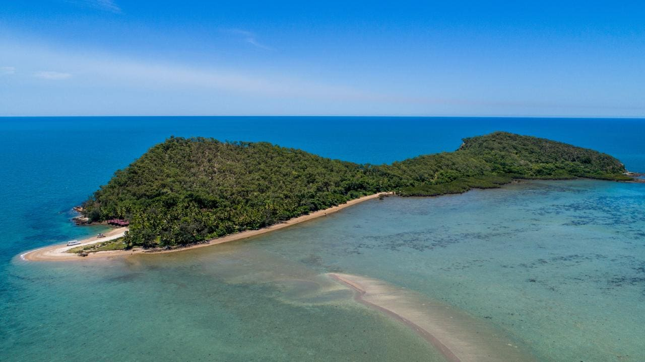 Three Incredible Kayaking Locations Near Cairns, Double Island, near Palm Cove