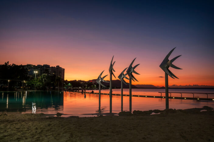 Four Incredible Locations to Watch the Sunset Near Cairns
