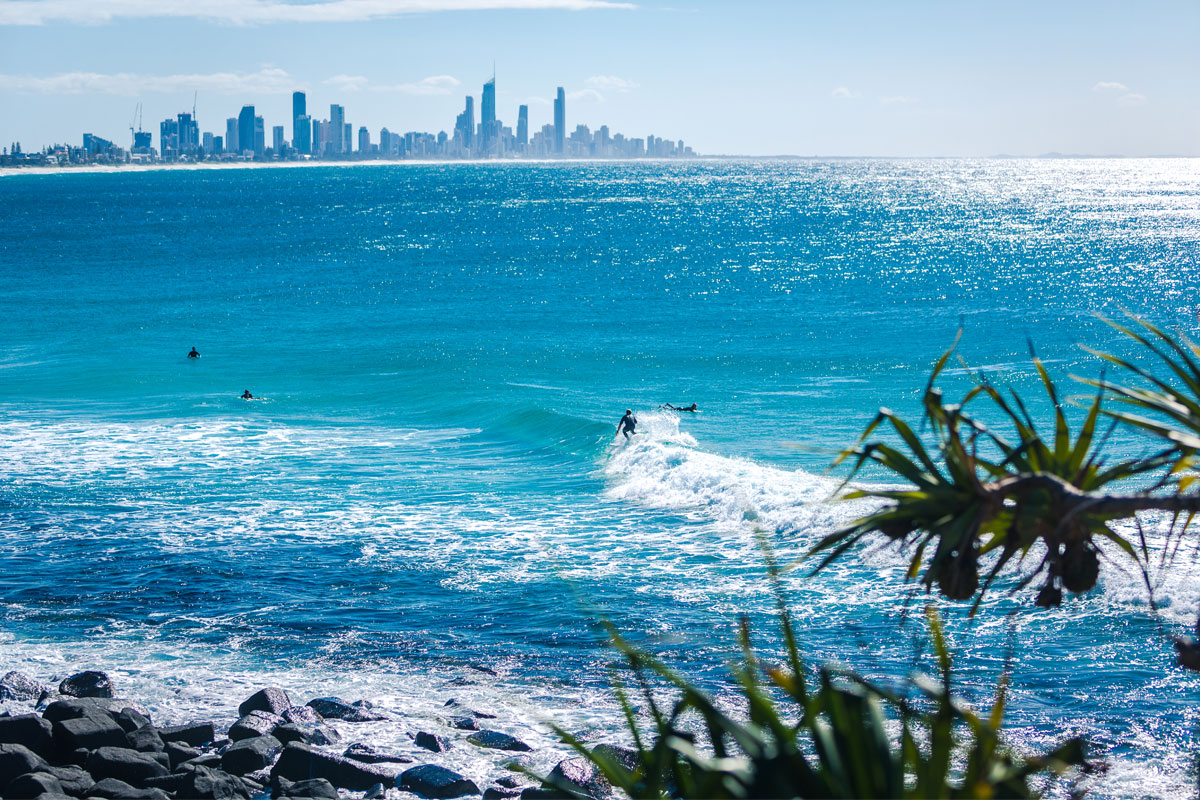 Four of Queensland's Most Amazing Beaches You Must Visit Burleigh Heads Gold Coast
